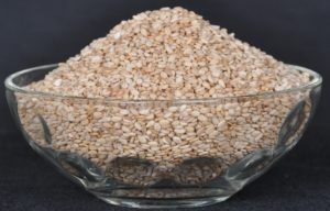 Natural White Sesame Seeds Manufacturer Exporter Supplier Producer Unjha Gujarat India